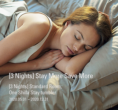 [3 Nights] StayMore Save More