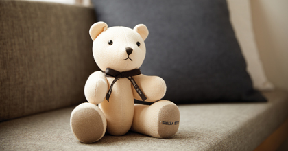 Shilla Stay's limited-edition summer Bear